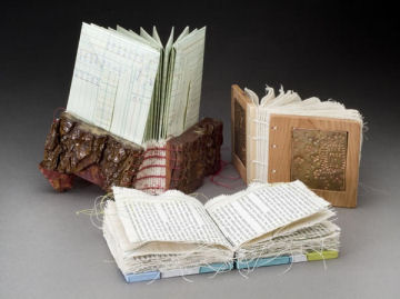 Book Art by Erin Sweeney