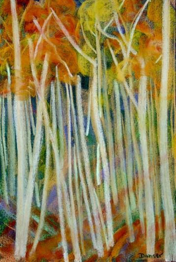 Trees by Barbara Danser