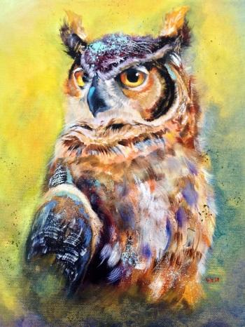 Owl by McKenzie West