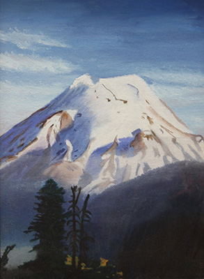 Mountain by Tory Eichler
